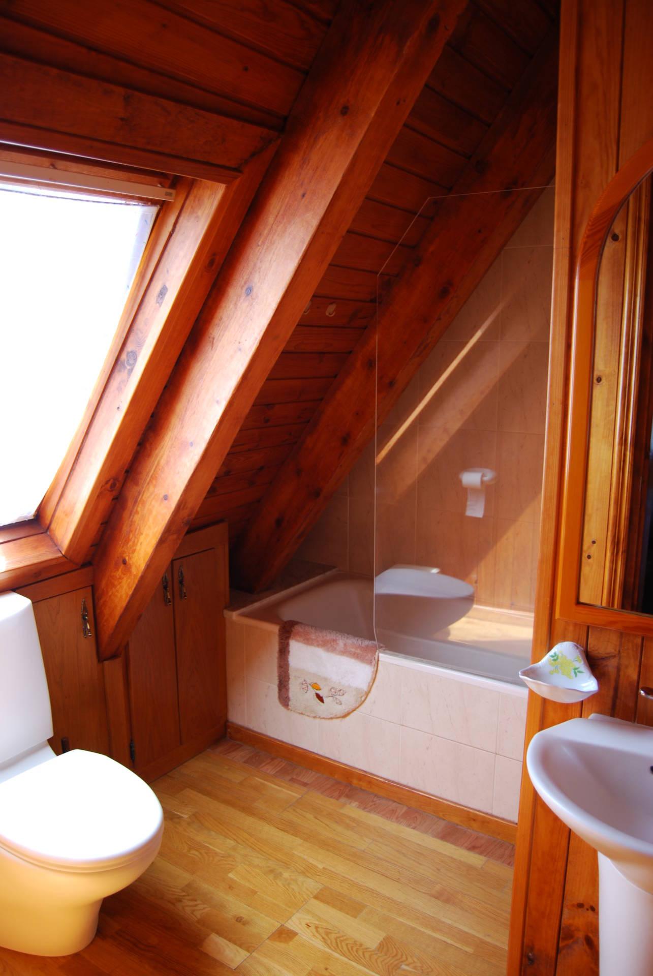 Planta tercera baño suite
