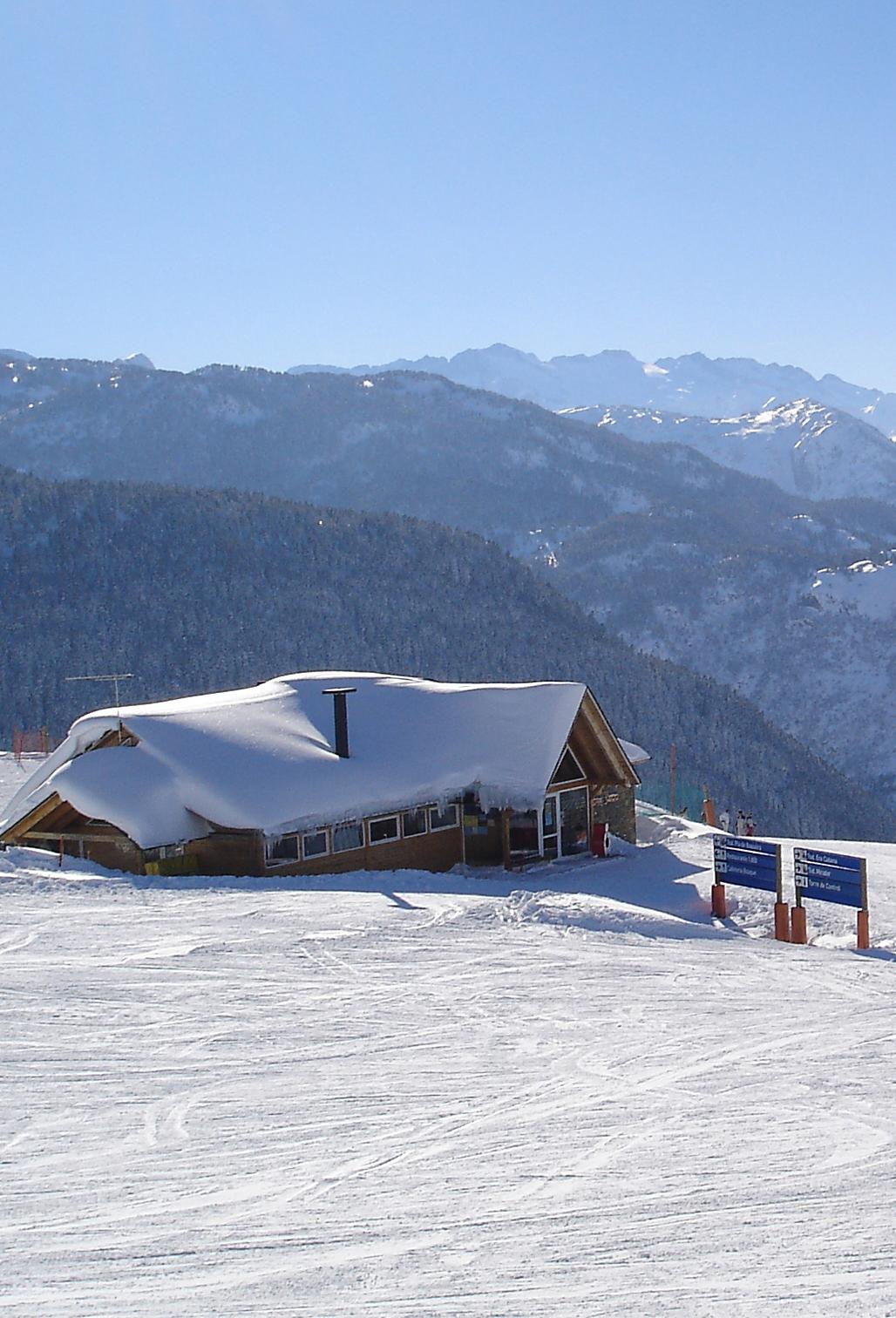 casa rural valle de Arán baqueira beret