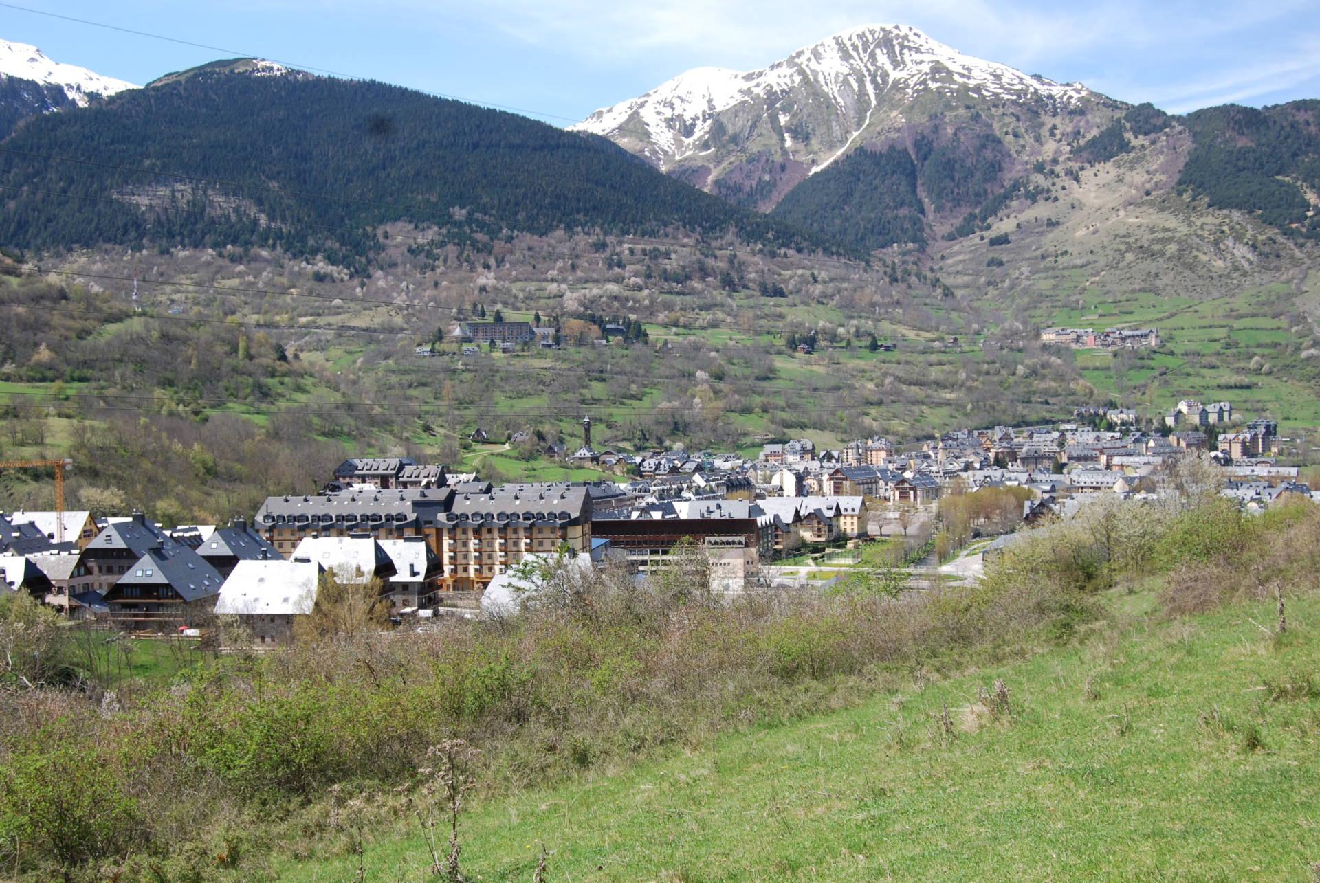 pueblo valle de arán
