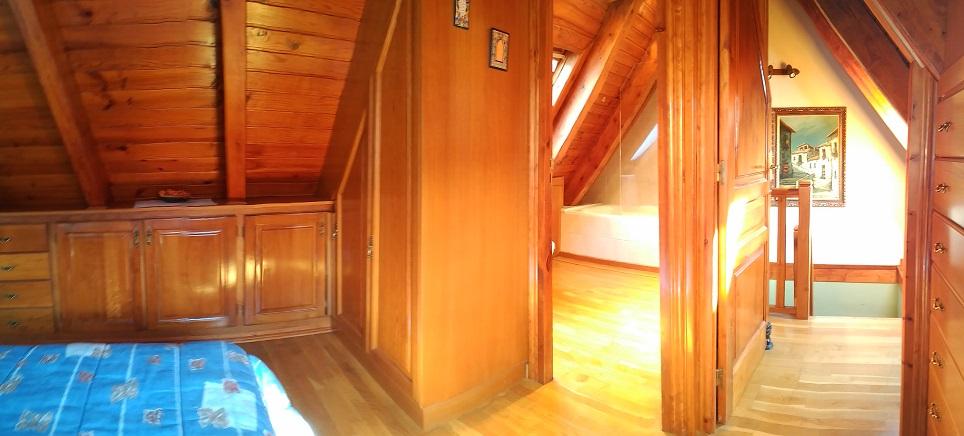 Planta tercera habitación suite